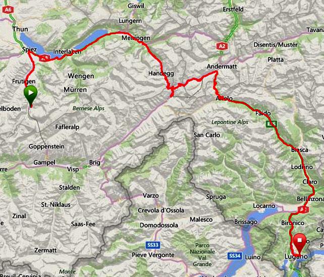 20140805 Kandersteg-Lugano