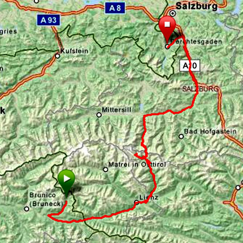 20140814 Gseiser Tal - Berchtesgaden