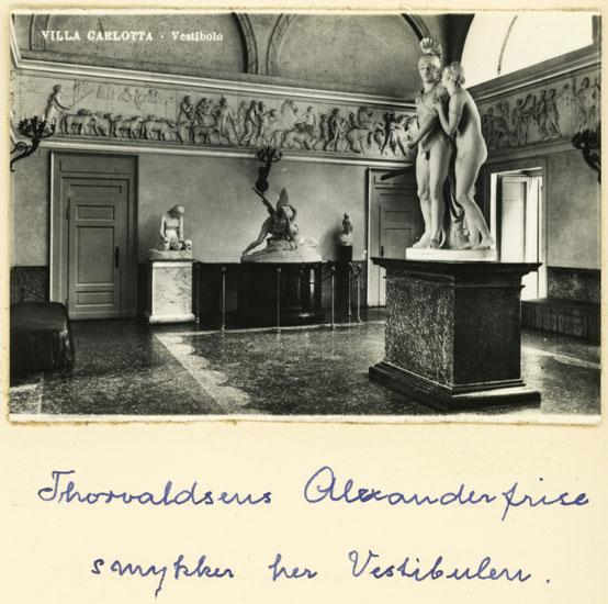 223 Villa Carlotta Thorvaldsens frise