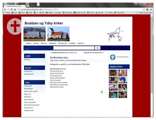 Ydby website 1